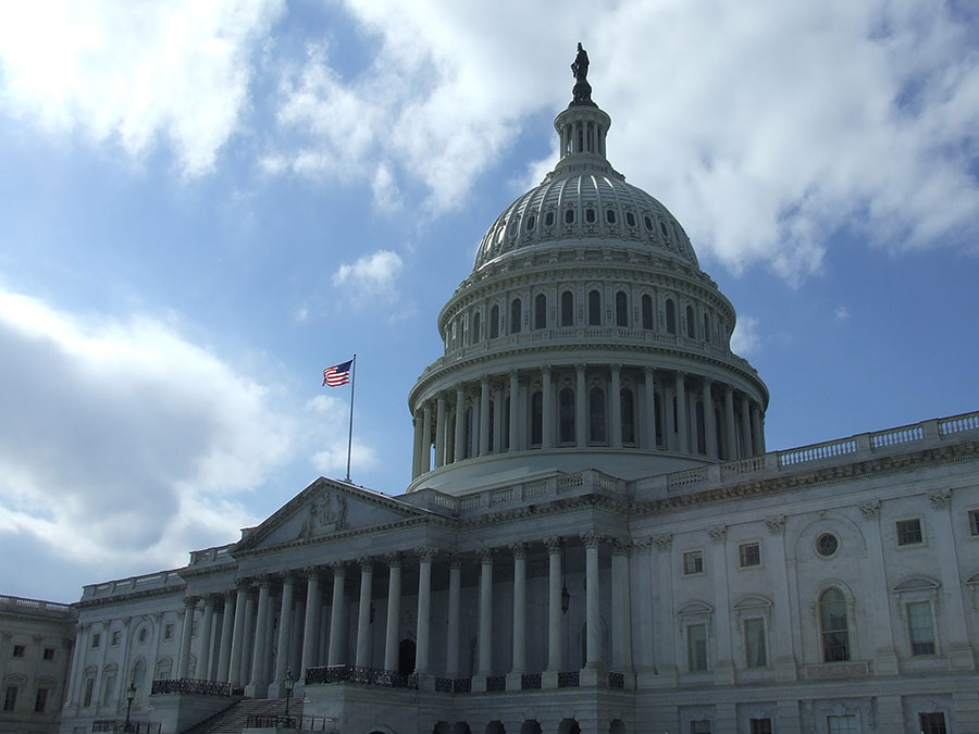 US Capitol - Mark Sutherland