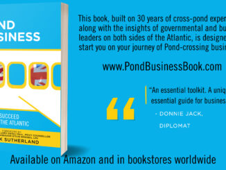 Pond Business: How to Succeed Across the Atlantic